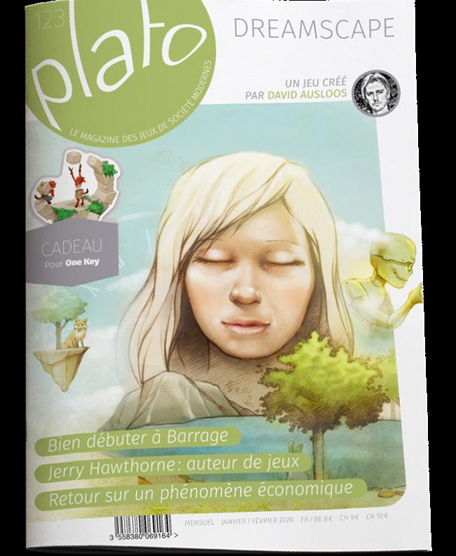 Plato n123 Janvier - février 2020