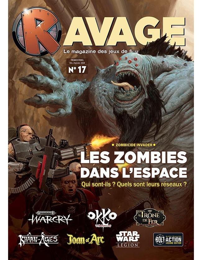 Ravage n17 Janvier 2020