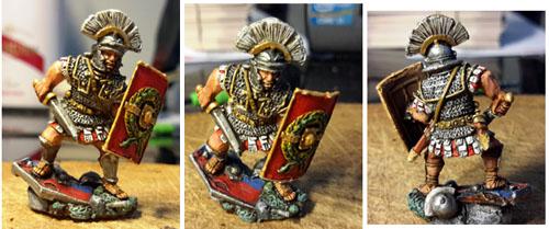 Hail Caesar miniature