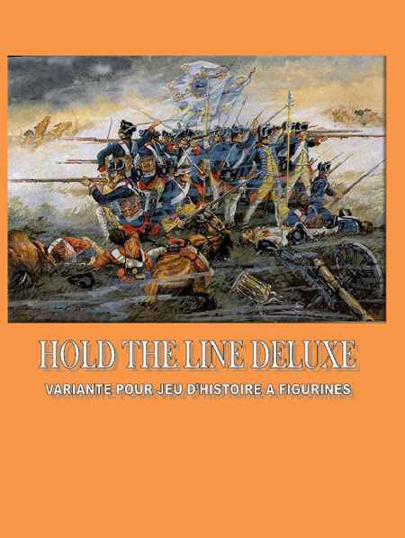 hold the line couv