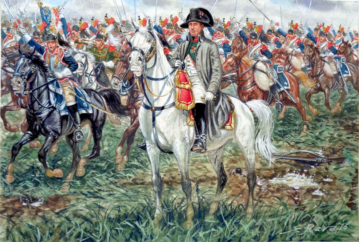 Napoleon Saga Cover 2