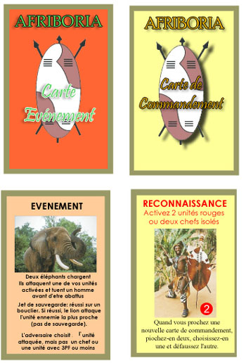 cartes afriboria presentation