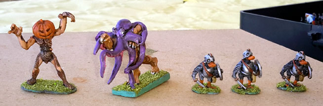 figurines runequest