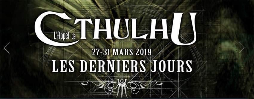 CTHULHU ET SANS-DETOUR: ULTIME WEEKEND