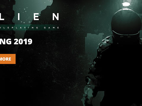 Alien, the Role Playing Game