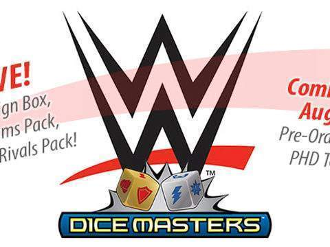 WWE Dice Masters