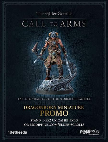Elder Scroll: Call to Arms