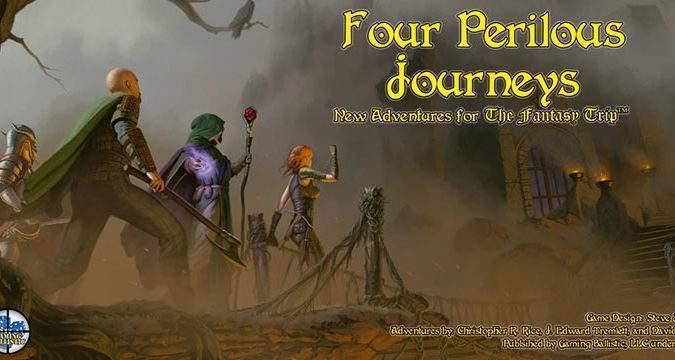 Four Fantastic Journey news