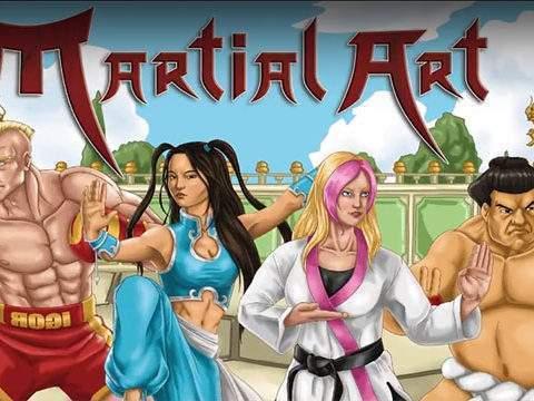Martial Art Header