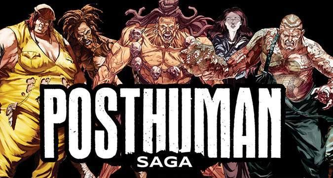 Posthuman Saga