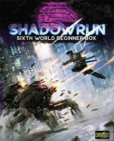 shadowrun, sixth world beginner box