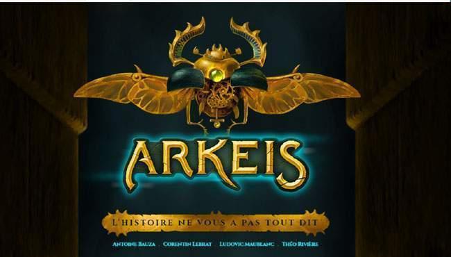 Quelques nouvelles d'Arkeis