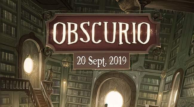 Libellud a annoncé la date de sortie d'Obscurio