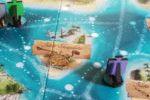 Terres Pirates crie Victoria