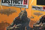 District 9 the Boardgame, rififi chez les crevettes