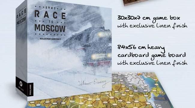 1941: Race to Moscow sur kickstarter