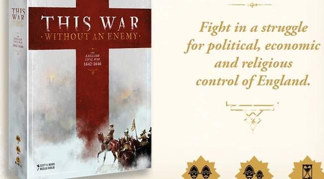 La Guerre Civile Anglaise en KS chez Nuts! Publishing