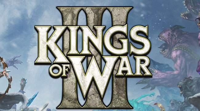 Kings of War III: dernière ligne droite