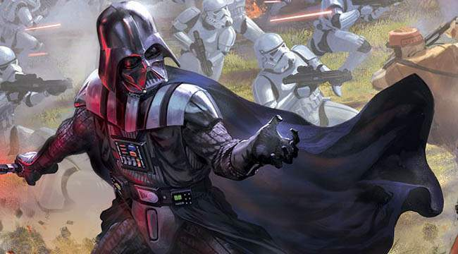Star Wars Legion: les spécialistes