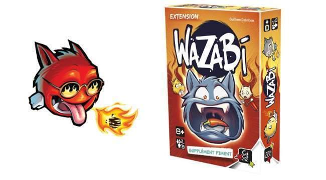 Épicez vos parties de Wazabi avec l'extension Piment!