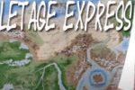 Feuilletage express 7e Mer: Les terres d'or et de feu