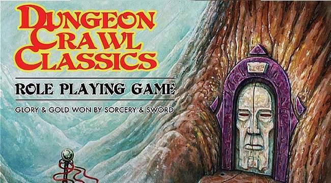 Dungeon Crawl Classics: du vintage, oui, mais...