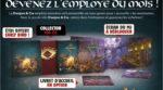 Donjon & Cie: la campagne sur Game On Tabletop