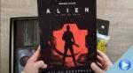 Alien, le jeu de rôle: unboxing et feuilletage express du kit de démarrage
