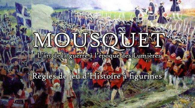 Mousquet, l'art de la guerre à l'âge des Lumières en téléchargement libre