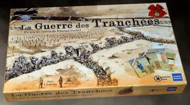 Trench War sur KS: un jeu de cartes sur la première guerre mondiale