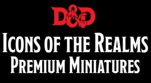D&D Icons of the Realm Premium Miniatures: nouveautés