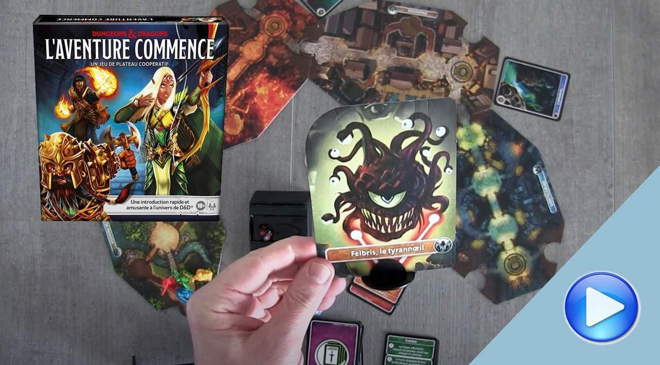 Avis tranché: Dungeons & Dragons, l'aventure commence
