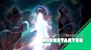 Mage Noir, un nouveau jeu de cartes bientôt sur kickstarter