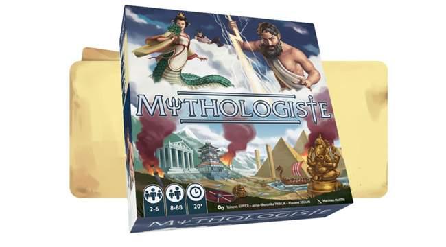 Mythologiste sur Ulule