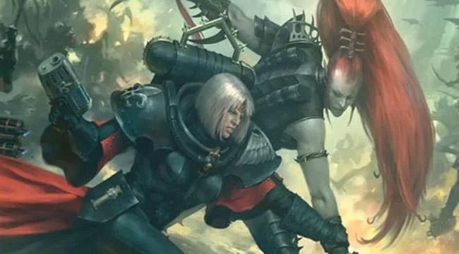 Piété et Cruauté: une extension Warhammer 40K
