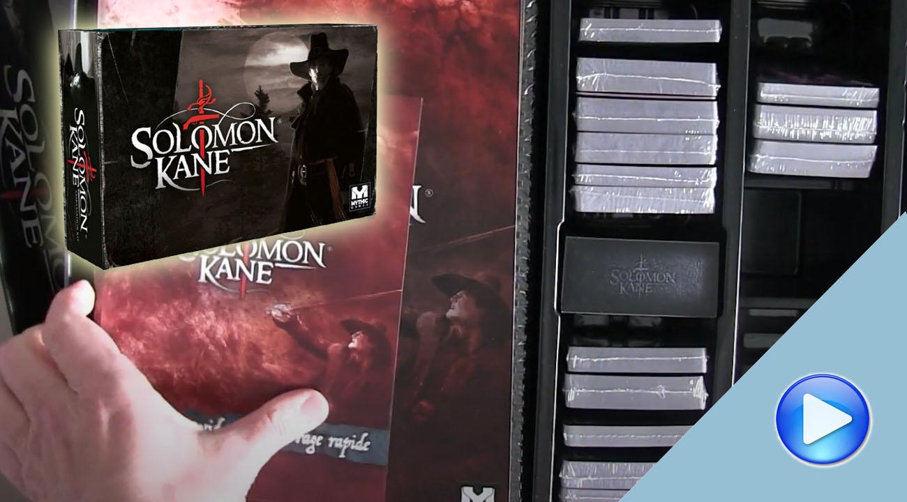 Solomon Kane: the Unboxing!