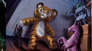 Akymérides : Bestiaire des Cauchemars (Tiny)
