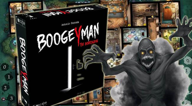Boogeyman sur KS: jouez avec vos peurs
