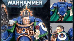 Captain Uriel Ventris (Warhammer 40K)