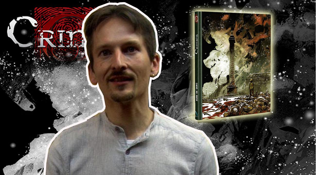 Crimes: rencontre avec Yann Lefebvre