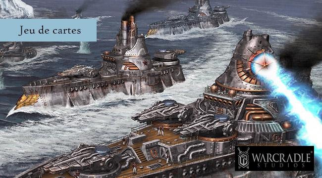 Dystopian Wars: Hunt for the Prometeus