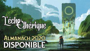 Lore & Legacy: L'Écho Éthérique : Almanach 2020