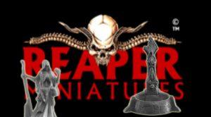 Reaper Miniatures: nouveautés avril 2021