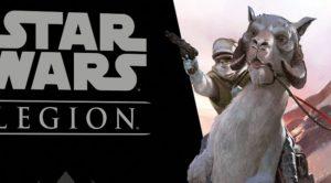 Star Wars Légion: Soldats montés sur Tauntaun