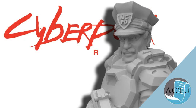 Nouveautés Cyberpunk RED