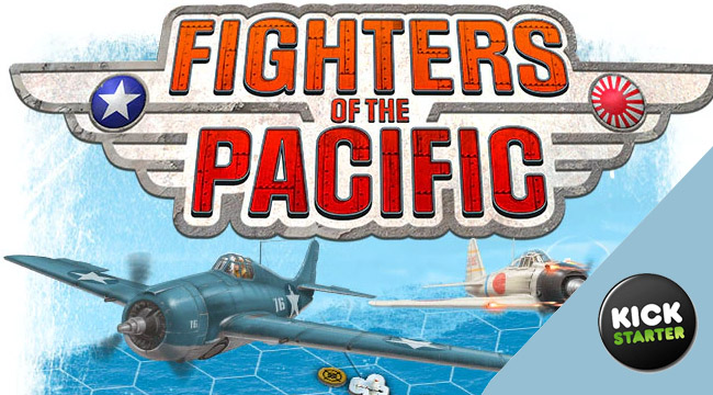 Fighters of the Pacific sur kickstarter