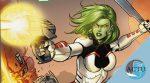 Marvel Champions JCC: Gamora et Star Lord