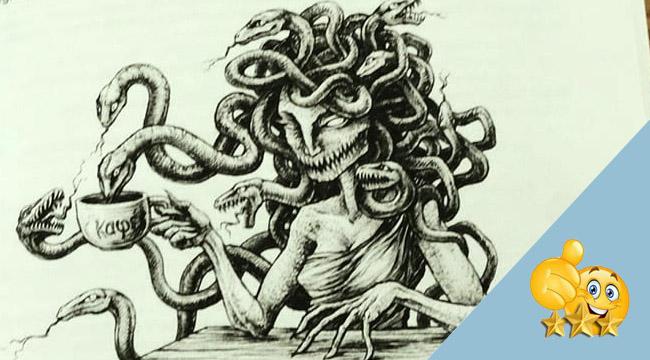 Macchiato Monsters: un OSR pas comme les autres