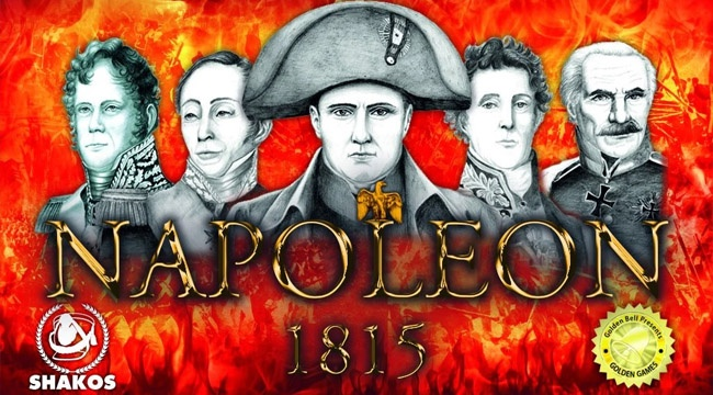 Napoléon 1815 sur kickstarter