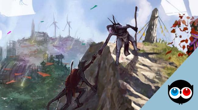 Sapiens, un jeu de rôle de science-fantasy chamanique